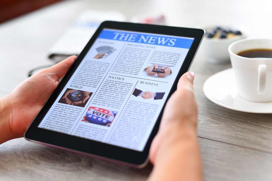 Online Newspaper with WordPress
